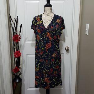 Jones New York Stretch dress size XL